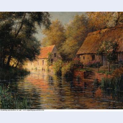 Along the river beaumont le roger