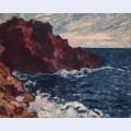 Violet cliffs