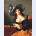 Portrait of antoinette elisabeth marie d aguesseau countess of s gur