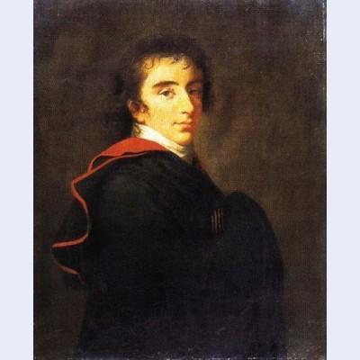 Portrait of count pavel shuvalov