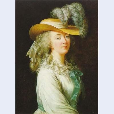 Portrait of madame du barry 2