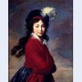 The grand duchesse anna feodorovna