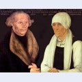 Hans and magrethe luther