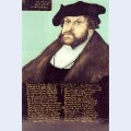 Portrait of johann i the steadfast elector of saxony