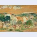 Peisaj din balcic 2