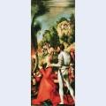Heller altarpiece detail 3