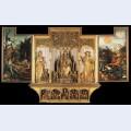 Isenheim altarpiece third view