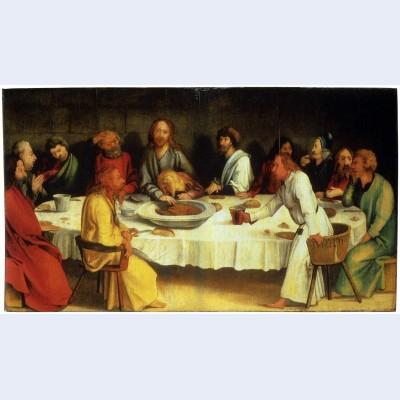 Last supper coburg panel