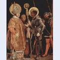 Saints erasmus and mauritius