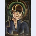 Madam ghitas portrait composition