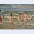 Bathing boys 2