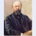 Portrait of professor dr carl bernstein