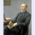 Portrait of wilhelm bode