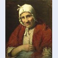 Old jewish woman