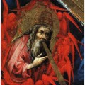 God the father from altar of philip the bold