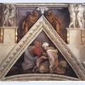 The ancestors of christ ozias 1509
