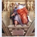 The prophet ezekiel 1510