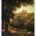 Ariccia near rome