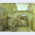 Glassmakers street in vilno