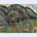 Humid landscape in transylvania b k s