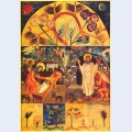 Icon painting motifs