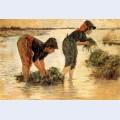 Le gramignaie al fiume