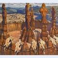 Idols pagan rus
