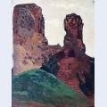 Vilno ruins of castle