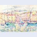 Boats at saint tropez