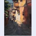 Street in sofia