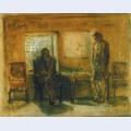 Peter i interrogates tsarevich alexei