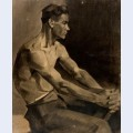 Man portrait iv