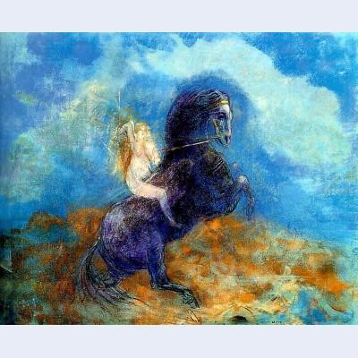 Brunhild the valkyrie