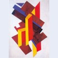 Non objective composition suprematism 3