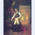 Portrait of count dmitri nikolaevich sheremetev