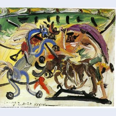 A bullfight 1934 1