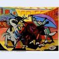 A bullfight 1934