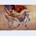 Abduction nessus and deianeira 1920