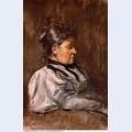 Artist s mother 1896