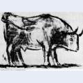 Bull plate i 1945