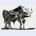 Bull plate v 1945
