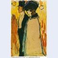 Couple walking 1901