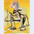 Crouching man 1971