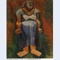 Farm woman 1908 1