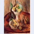 Fruit in a vase 1909