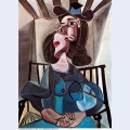 Girl in chair 1952