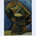 Head of a man 1908 1
