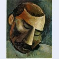 Head of a man 1908
