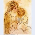 Mother and child 1922 1