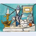 Still life with lamp 1944